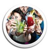 BARRA con alcoholes nacionales INCLUÍDA!