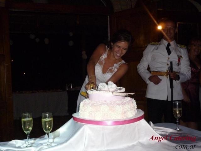 angel catering y barra de tragos | Casamientos Online