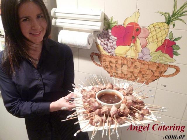 catering fingerfood informal | Casamientos Online