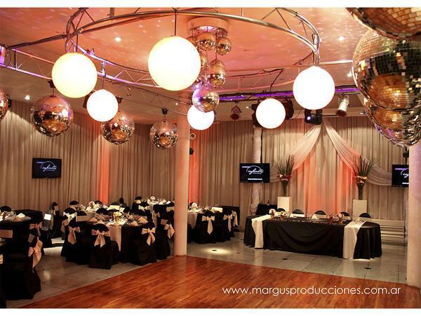 Espacio Lounge | Casamientos Online