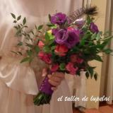 Flores de Lupelai (Ramos, Tocados y Accesorios)