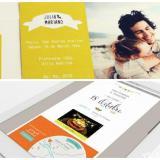 Nota de Invitaciones de boda virtuales