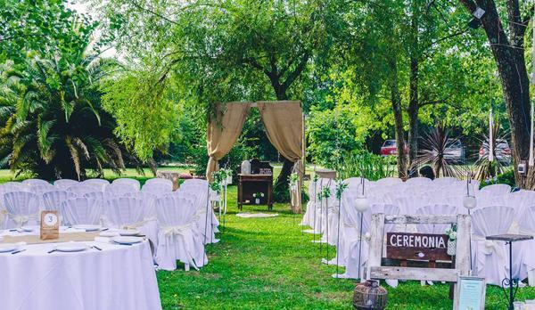 La Celestina Casa de Campo | Casamientos Online