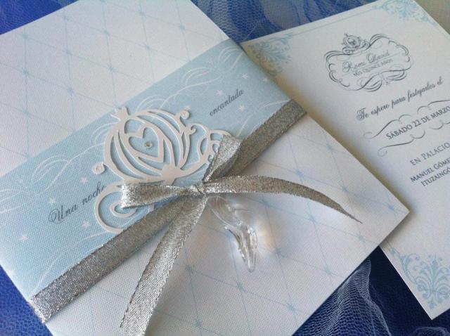 MODELO CENICIENTA | Casamientos Online