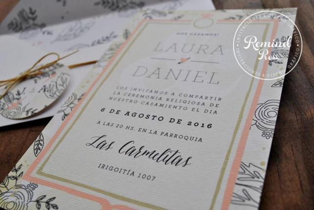 Modelo Lucia | Casamientos Online