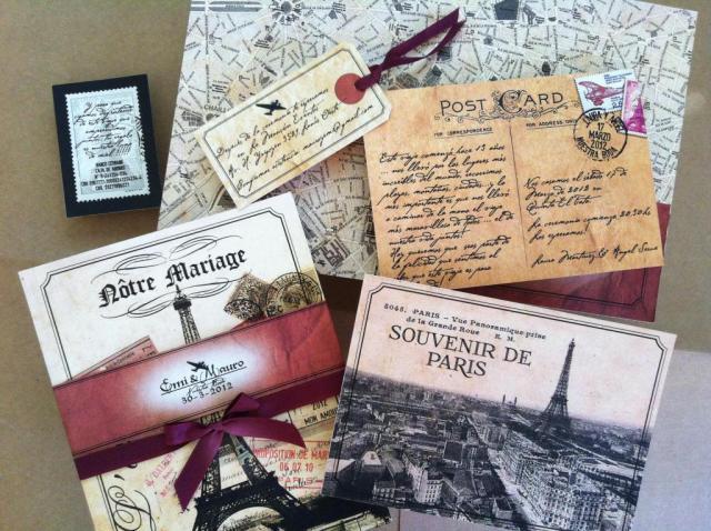 MODELO PARIS | Casamientos Online