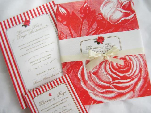 MODELO RED ROSES   Casamientos Online
