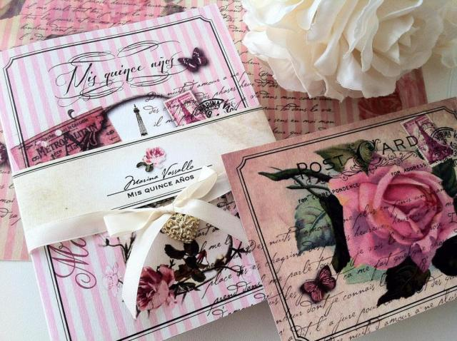 MODELO SHABBY CHIC   Casamientos Online