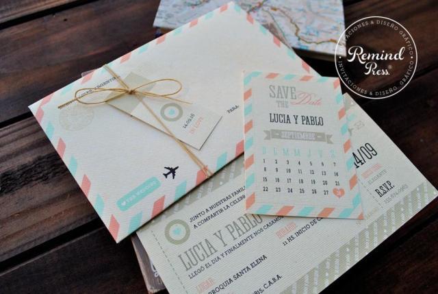 Modelo Viajera | Casamientos Online