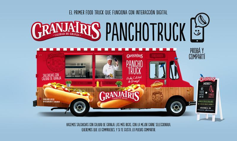 Fin de Fiesta Pancho Truck Granja Iris