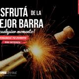 TE REGALAMOS EL CHAMPAGNE..., Bebidas y Barras de Tragos