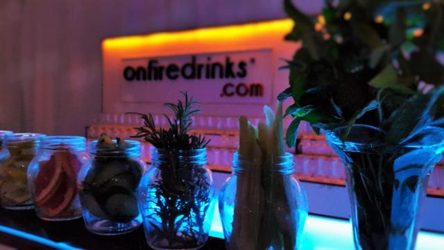 On fire drinks (Bebidas y Barras de Tragos) | Casamientos Online