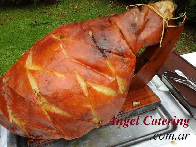 Pata pernil cerdo | Casamientos Online