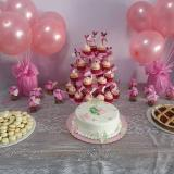 Sweet towers (Mesas dulces y cosas ricas)