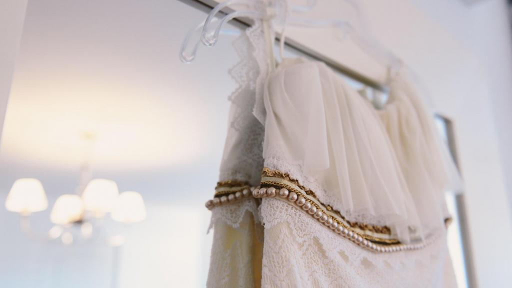 vestido de novia maria magnin