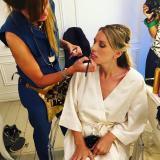 Nota de Gisela Becchio Makeup Artist, maquillaje de novias