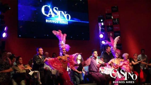 Alex Shows en Casino Buenos Aires | Casamientos Online