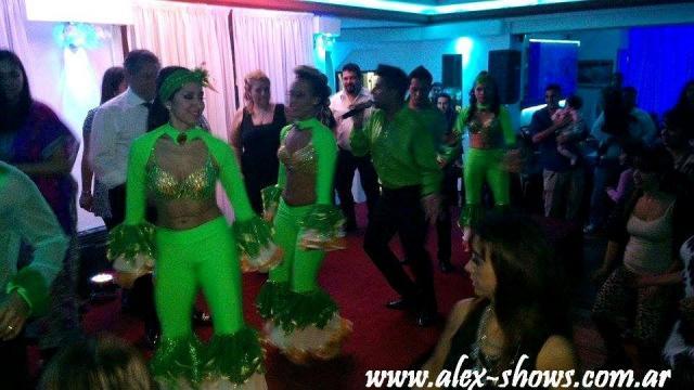 Alex Shows en Eventos | Casamientos Online