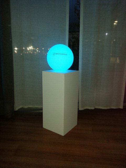 Bolas de LED