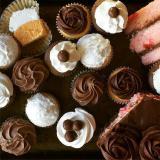 Carita de Cupcake (Mesas dulces y cosas ricas)