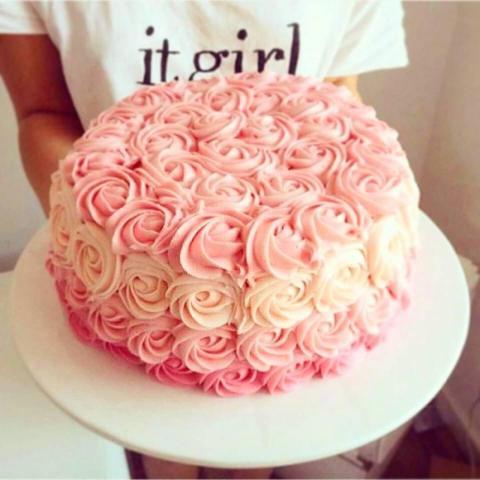 Carita de Cupcake