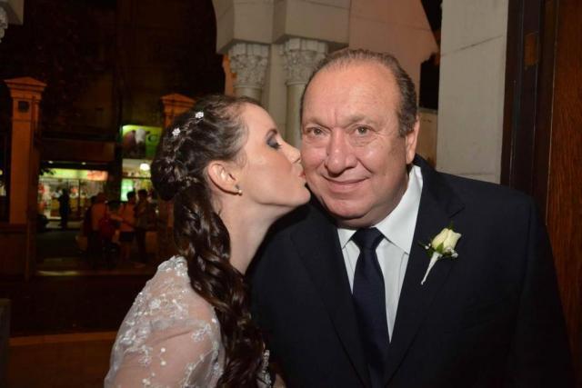 Ceremonia de Martina y Víctor. | Casamientos Online