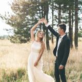 Nota de Cómo posar bien en las fotos de casamiento?