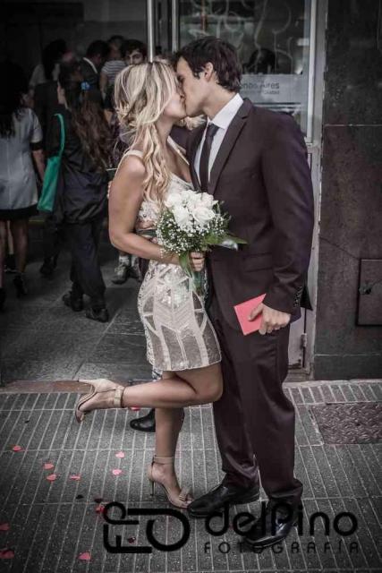 Beso | Casamientos Online