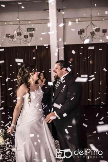 Llegaron los novios | Casamientos Online