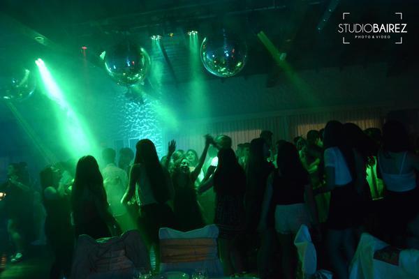 Disc Jockey  Iluminación