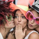 Glam Photobooth (Cabinas de mensajes, fotos y video)