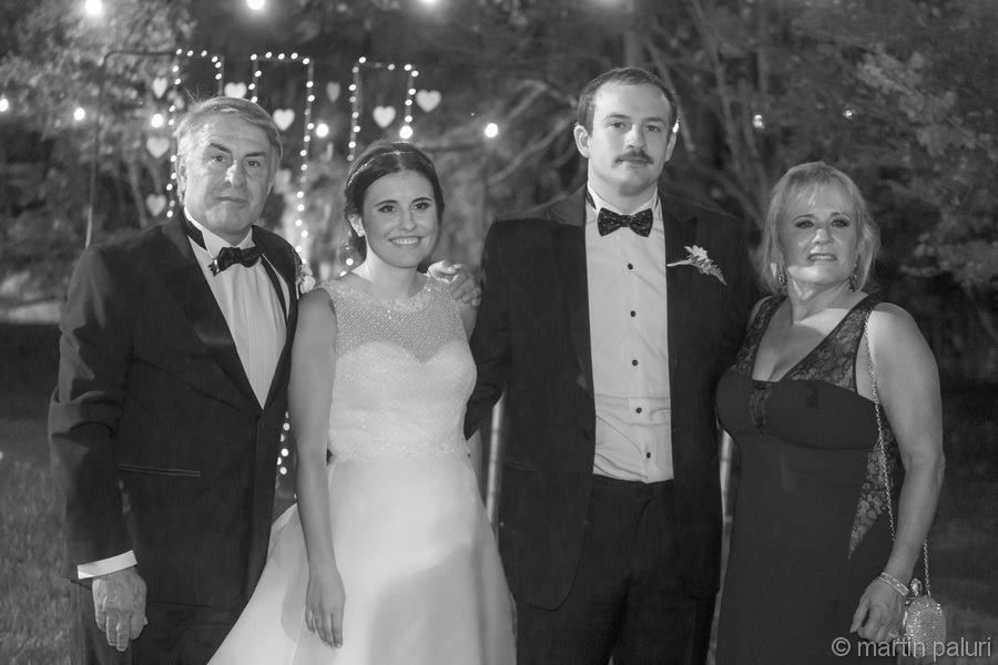 padres de la novia