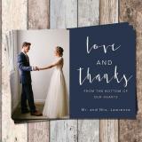 Nota de Nuevas tarjetas de agradecimiento: personales y novedosas!