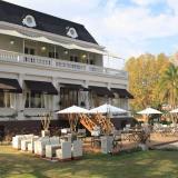 Nota de Espacio Vivanco, un salon de fiestas a orillas del río
