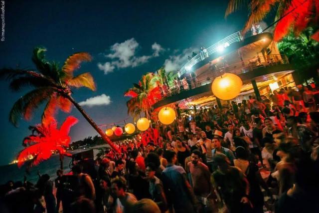 2da Gira por México - Playa del Carmen se vistió de Fiesta!!!