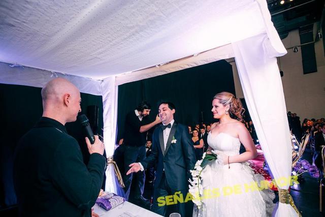 Ceremonia de casamiento stand up | Casamientos Online