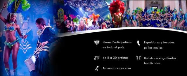 Comparsa Marí Marí (Shows de Entretenimiento) | Casamientos Online