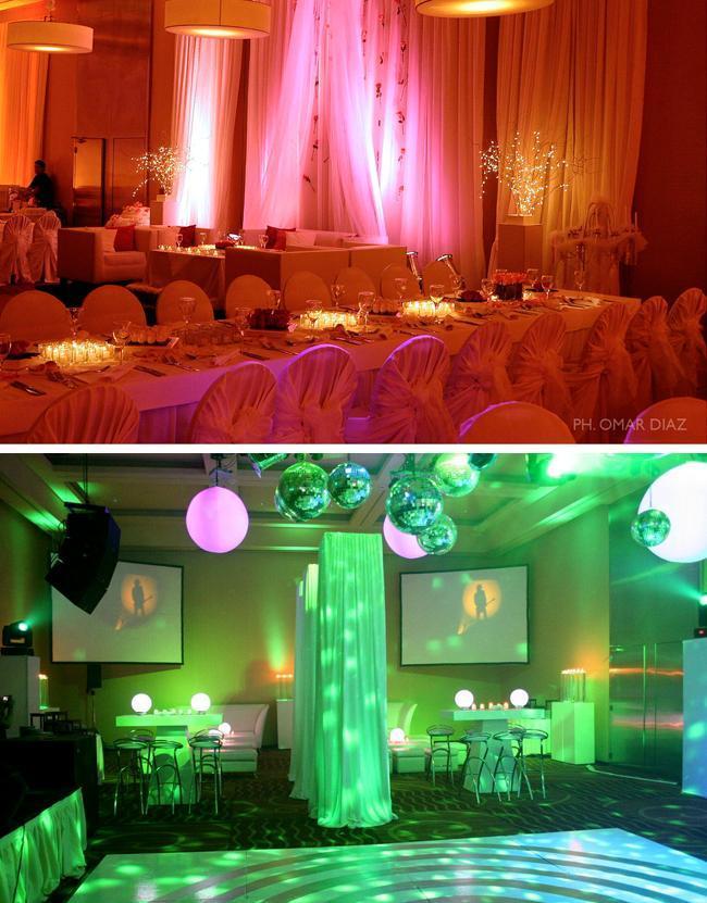 Hotel Melia ofrece 3 alternativas de salones para casamientos más noche de bodas