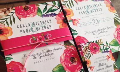 The Lovely Card, Invitaciones de Casamiento,Reportaje