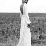 Nota de Vestidos de novia de manga larga