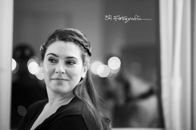 Adelaida Mercado Makeup &Hair Agustina novia  | Casamientos Online