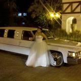 Limusina cadillac deville..., Autos para casamientos