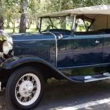 Ford a 1929 - Convertible