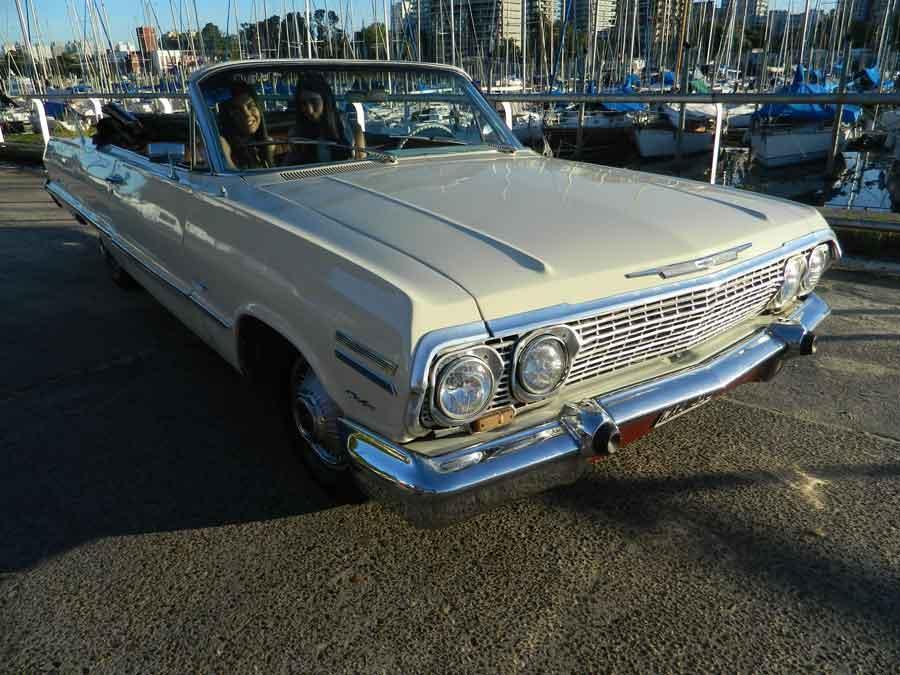 Chevrolet impala 1963- Convertible.