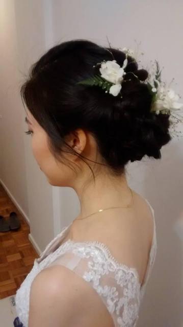 Carolina Gonzalez Make up    Casamientos Online