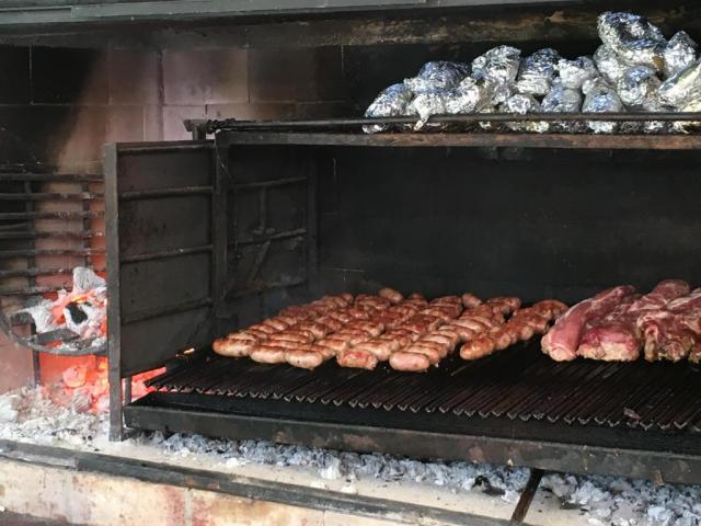 Catering - Parrilla Campestre -