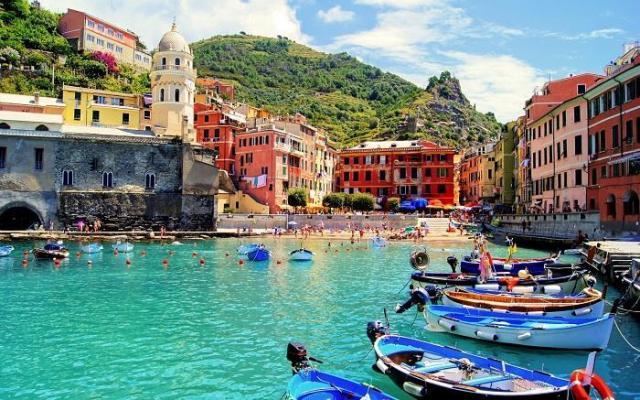 Cinque Terre, Italia | Casamientos Online
