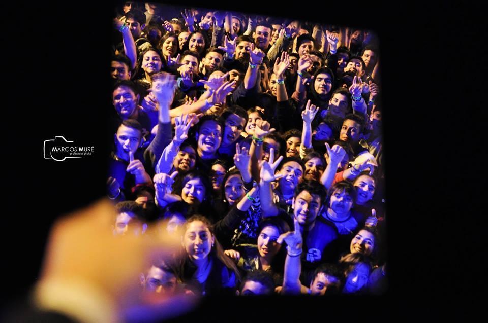 Haciendo bailar a 50 colegios en EL PARQUE DE LA COSTA!!!