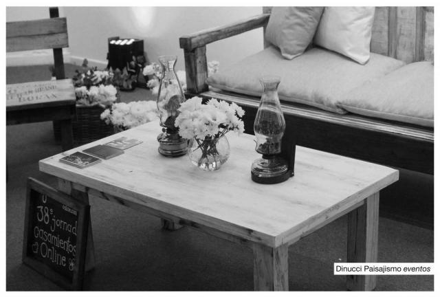 Deco vintage para livings   Casamientos Online