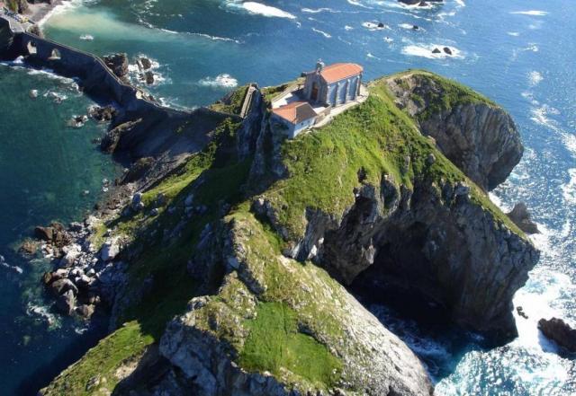Ermita Donibane, Costa Vasca | Casamientos Online